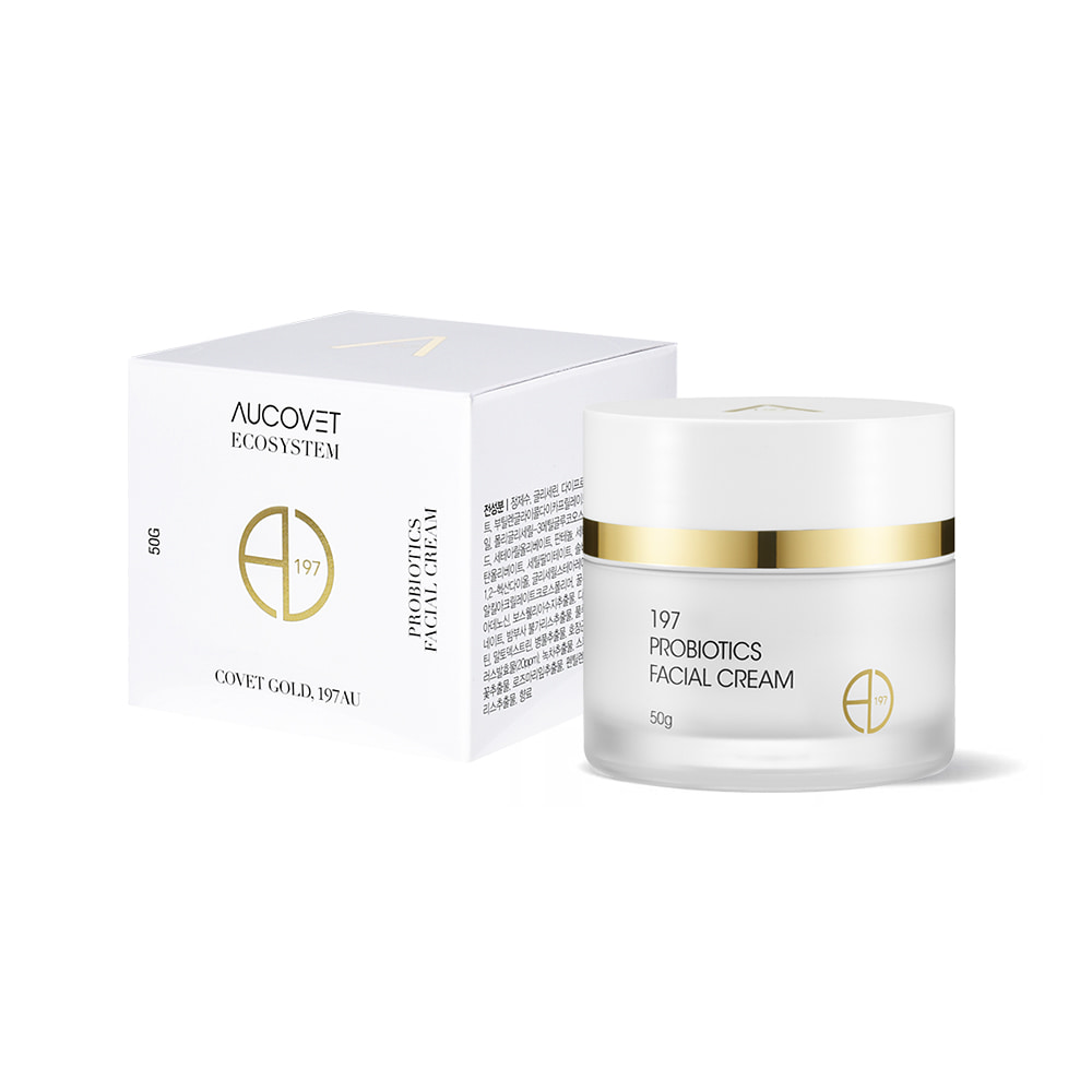AUCOVET 197 PROBIOTICS FACIAL CREAM