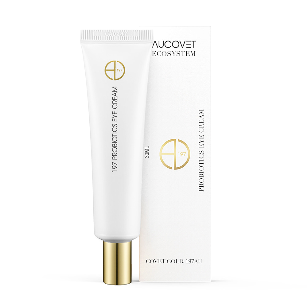 AUCOVET 197 PROBIOTICS EYE CREAM